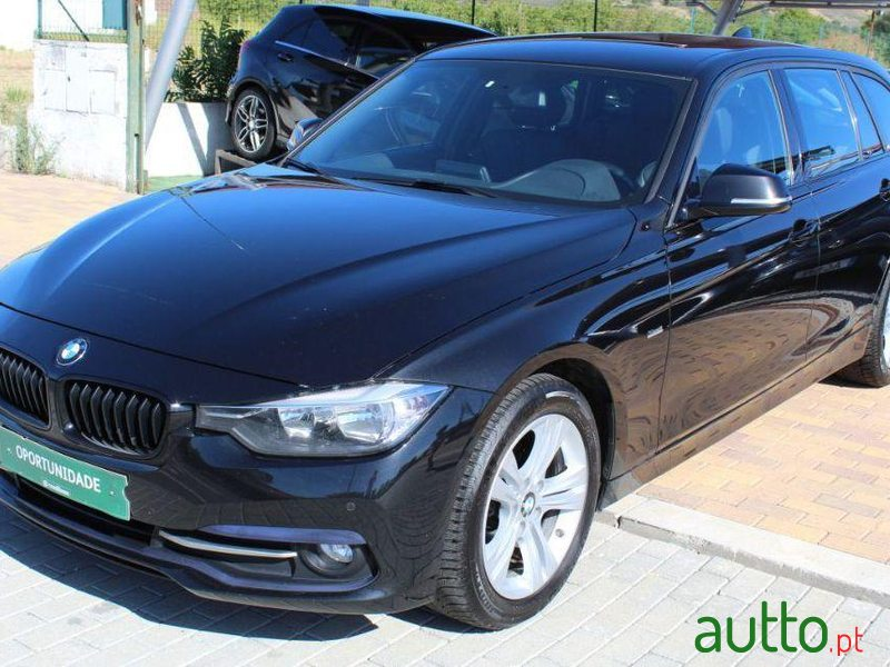 2016 BMW 318 in Mirandela, Portugal - 3