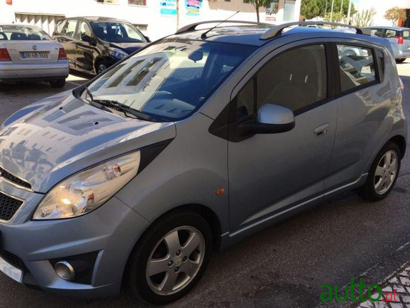 2011 Chevrolet Spark in Montijo, Portugal - 2