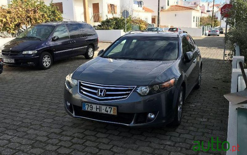 2009 Honda Accord Tourer in Castro Verde, Portugal - 4