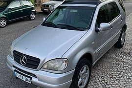 2000' Mercedes-Benz Ml-320 7 Lugares