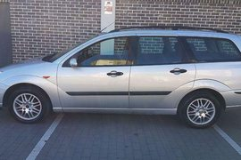 2002' Ford Focus Sw