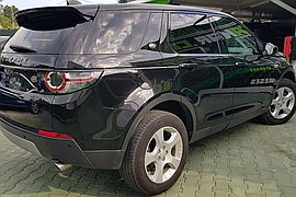 2018' Land Rover Discovery