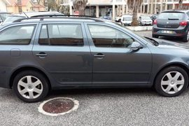 2005' Skoda Octavia Break
