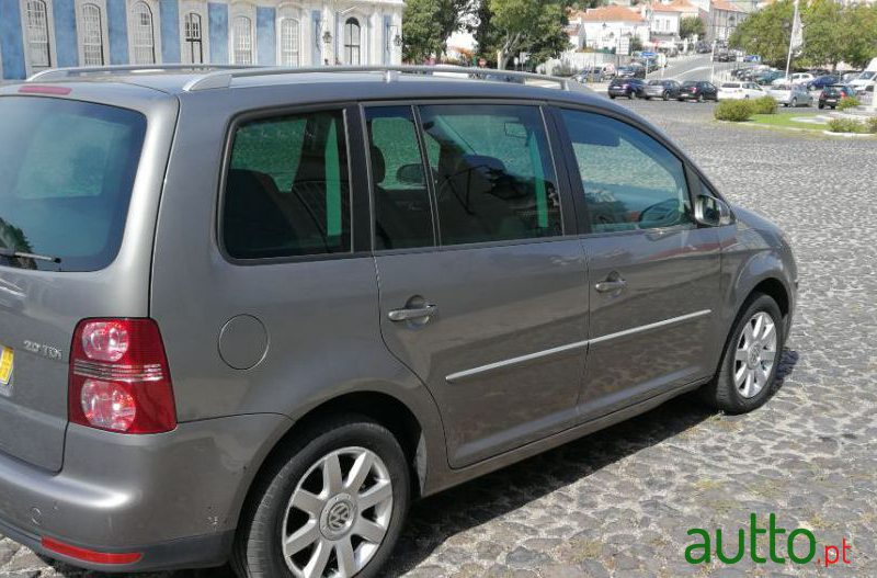 2006 Volkswagen Touran in Sintra, Portugal - 3