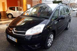 2009' Citroen C4 Grand Picasso Exclusive