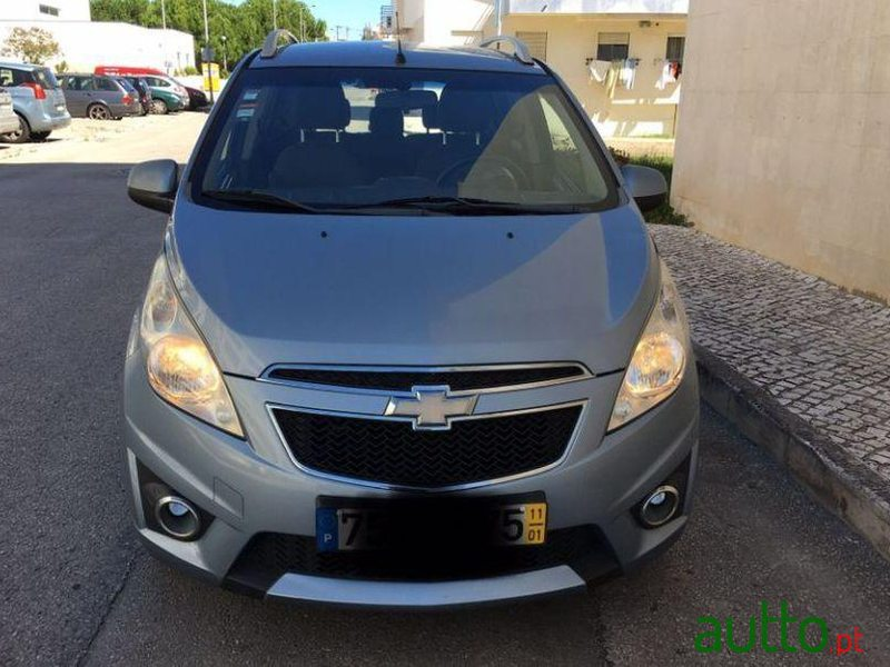 2011 Chevrolet Spark in Montijo, Portugal - 3