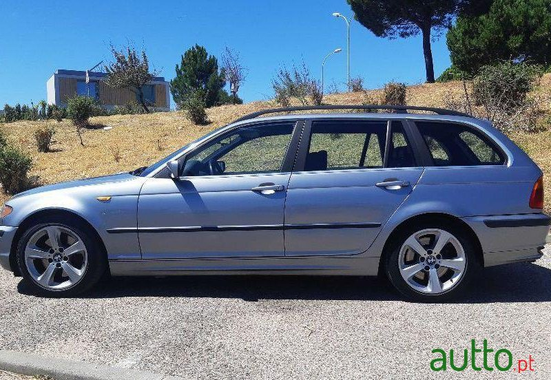 2003 BMW 330 in Oeiras, Portugal - 4