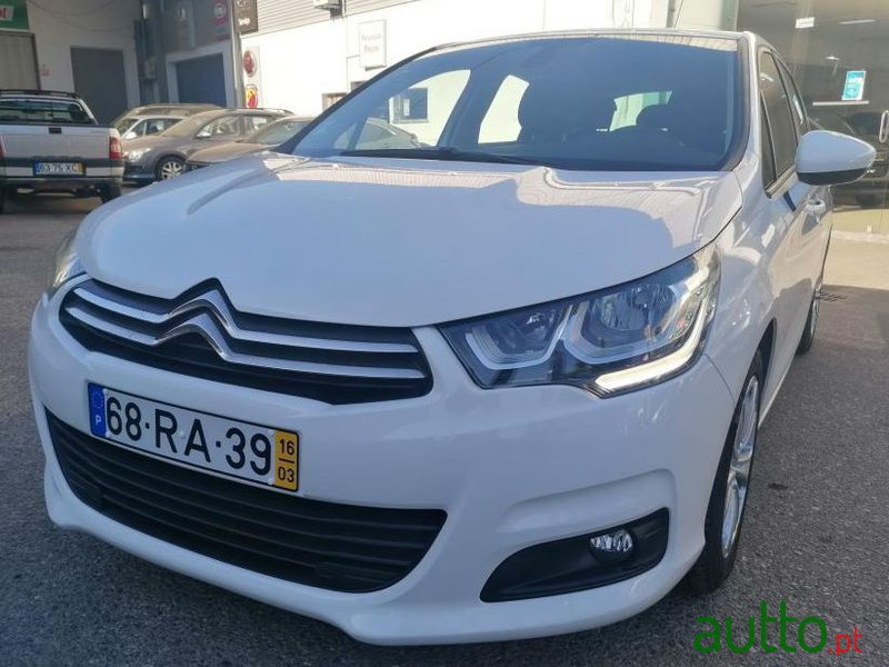 2016 Citroen C4 in Beja, Portugal - 3