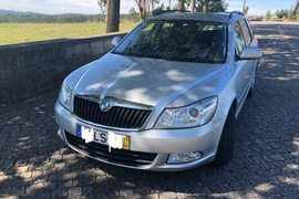 2011' Skoda Octavia Break