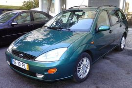 2000' Ford Focus Sw