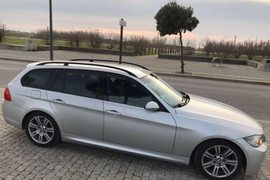 2008' BMW 320 Touring Pack M Completo