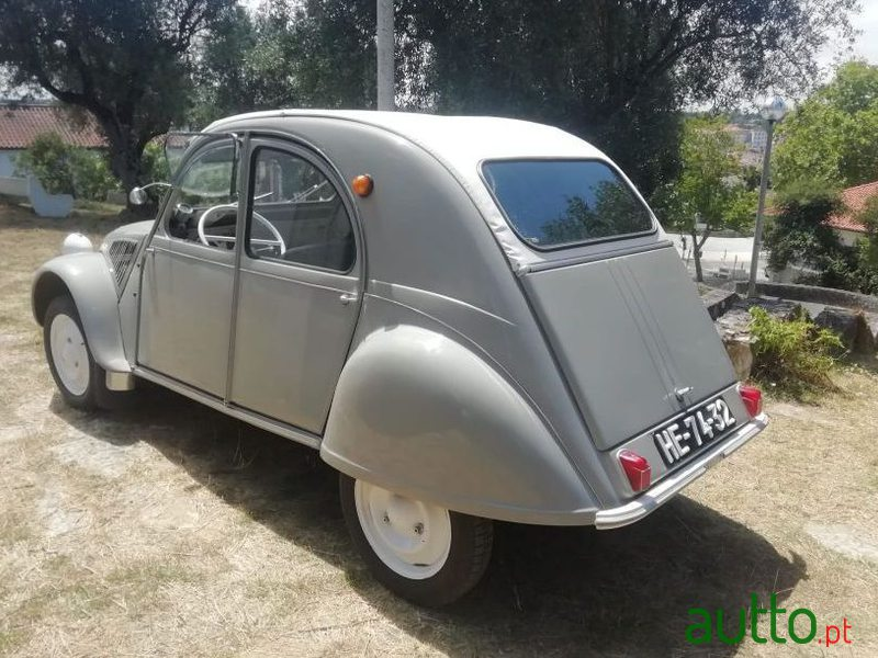 1959 Citroen 2CV in Leiria, Portugal - 2
