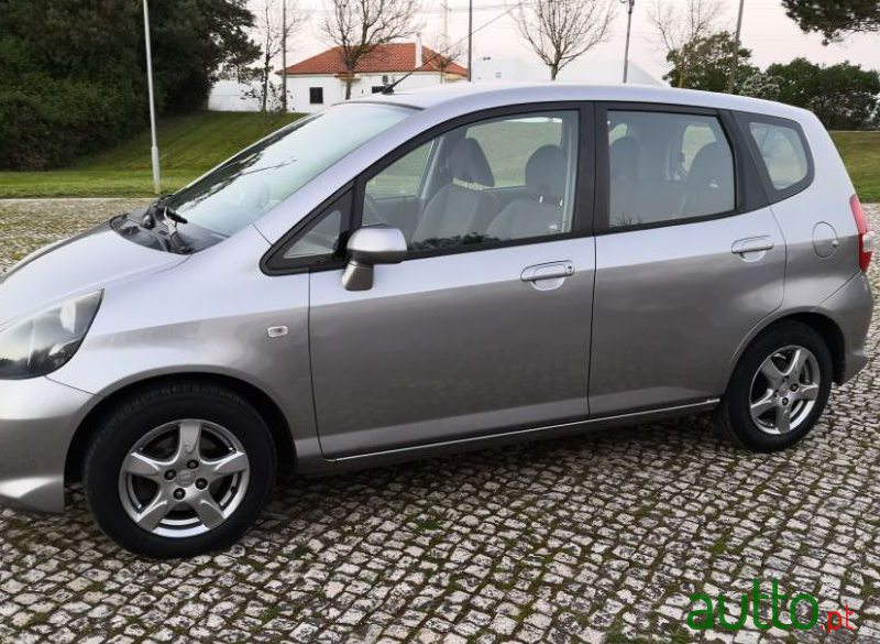 2008 Honda Jazz in Almada, Portugal - 3