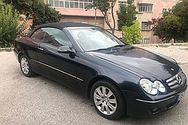 2007' Mercedes-Benz Clk-200