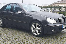 2001' Mercedes-Benz C-220 Cdi Avantgarde