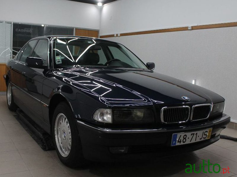 1998 BMW 725 in Braga, Portugal - 3