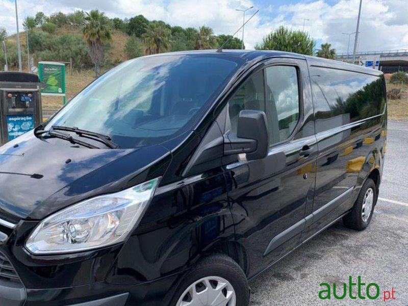 2018 Ford Transit Custom Van (Fibrada) in Odivelas, Portugal - 4
