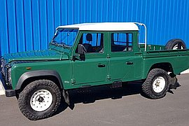 2003' Land Rover Defender