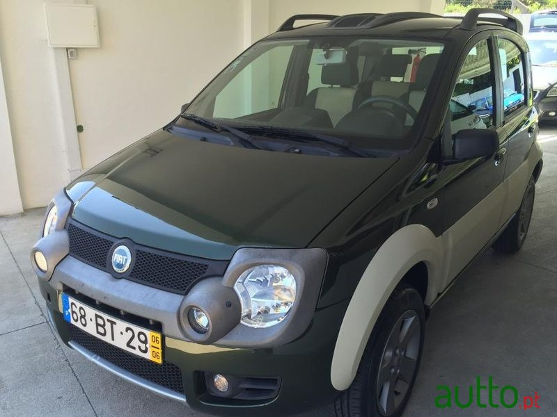 2006 39 fiat panda for sale 3 500 odemira portugal. Black Bedroom Furniture Sets. Home Design Ideas