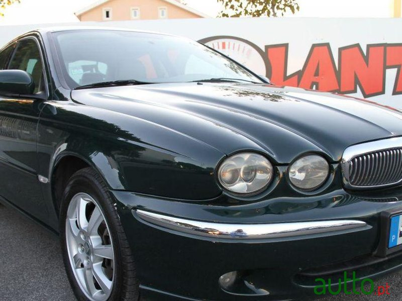 ... 2003 Jaguar X Type Executive In Cascais, Portugal ...