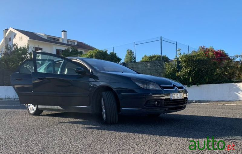 2007 Citroen C5 in Oeiras, Portugal - 3