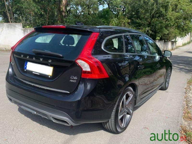 2013 Volvo V60 in Sintra, Portugal - 2