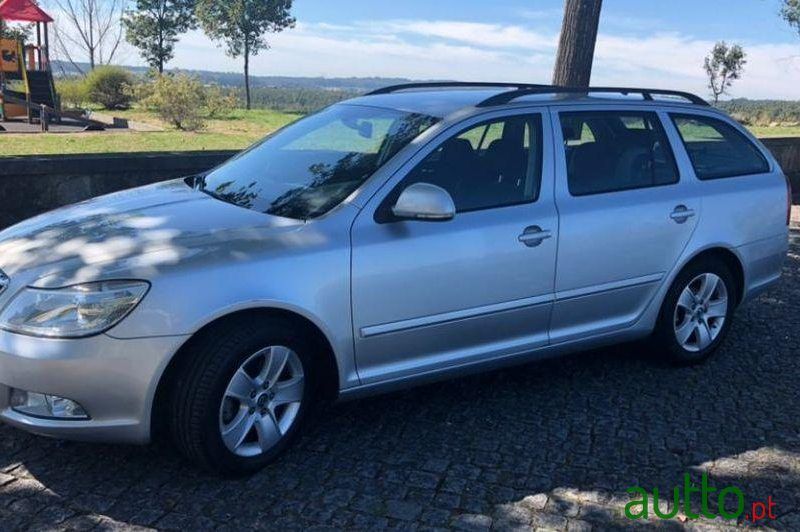 2011 Skoda Octavia Break em Maia, Portugal