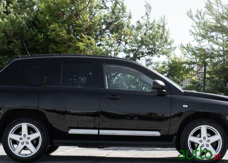 2007 Jeep Compass in Cascais, Portugal - 2