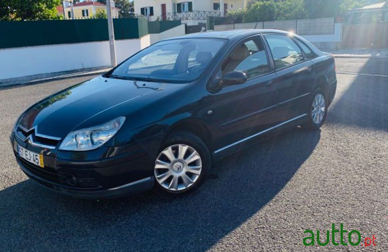 2007 Citroen C5 in Oeiras, Portugal - 2