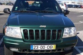 1999' Jeep Grand Cherokee Limited
