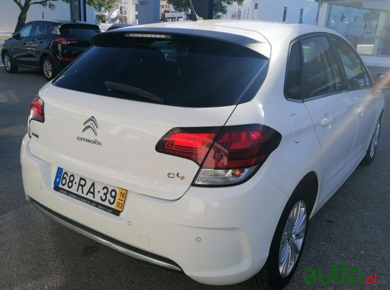 2016 Citroen C4 in Beja, Portugal - 2