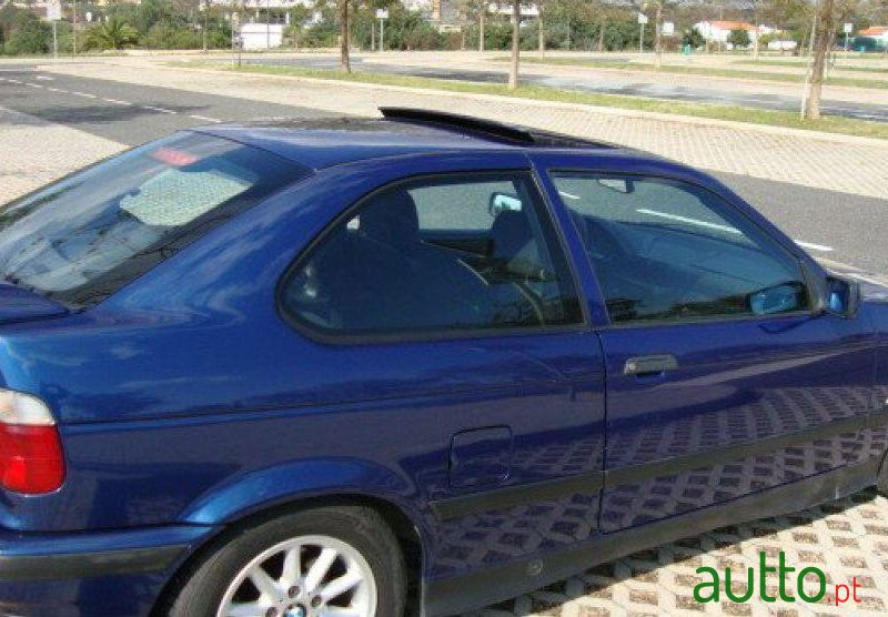 1998 39 bmw 318 318 tds compact m sport for sale 3 400 faro portugal. Black Bedroom Furniture Sets. Home Design Ideas