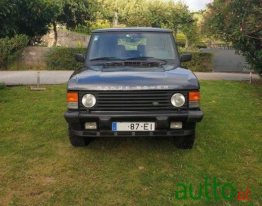 1994 Land Rover Range Rover in Gondomar, Portugal - 3