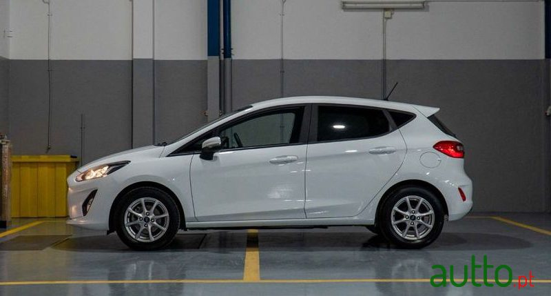 2019 Ford Fiesta in Portalegre, Portugal - 3