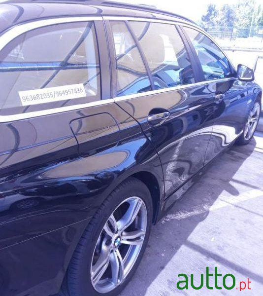 2011' BMW 520 Gran Turismo For Sale