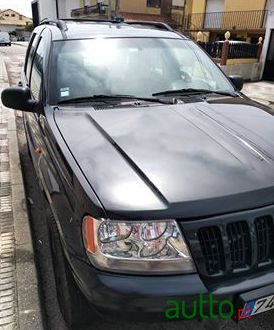 2000 Jeep Grand Cherokee in Ílhavo, Portugal - 2