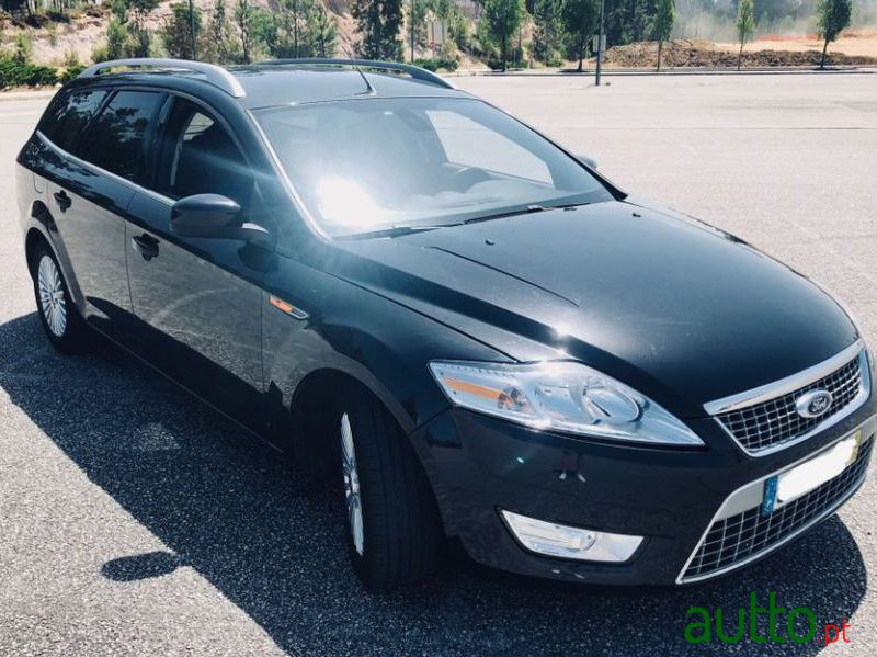 2010 Ford Mondeo Sw in Aveiro, Portugal