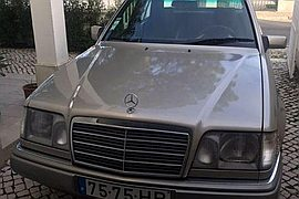 1993' Mercedes-Benz E-250 2.5 Turbo Sport Line