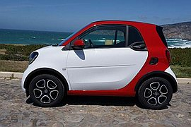 2017' Smart Fortwo