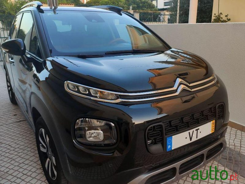 2018 Citroen C3 Aircross in Seixal, Portugal - 4