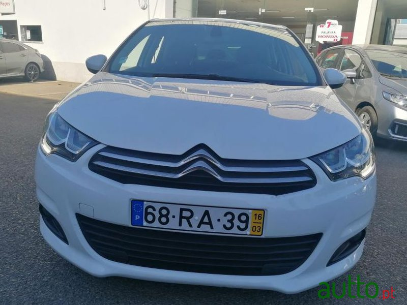 2016 Citroen C4 in Beja, Portugal - 4