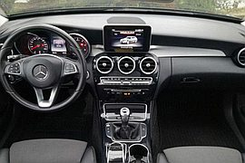 2016' Mercedes-Benz C-220 D Break Avantgarde