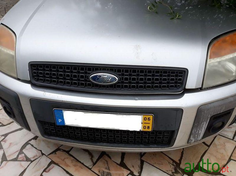 2006 Ford Fusion Connection 5P em Mafra, Portugal