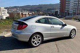2002' Mercedes-Benz C-220 Sportcoupe