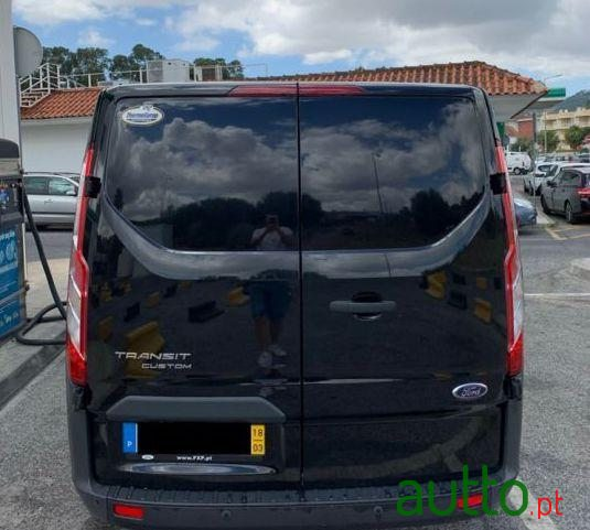2018 Ford Transit Custom Van (Fibrada) in Odivelas, Portugal - 2
