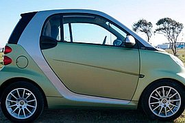 2010' Smart Fortwo
