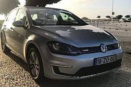 2018' Volkswagen E-Golf