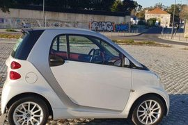 2011' Smart Forfour Passion