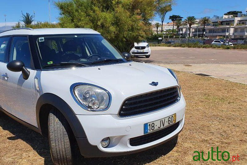 2010 Mini Countryman One D in Cascais, Portugal