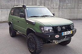 1998' Toyota Land Cruiser
